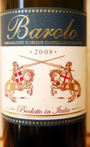 Barolo unfiltered Logo