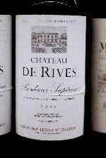 Chateau de Rives Bordeaux Superieur 06 Logo