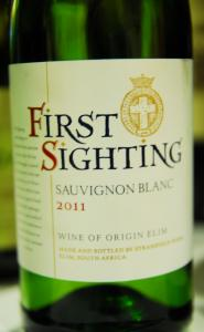First Sighting Sauvignon Blanc Logo