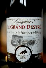 Grand Destre Vin de Pays Logo