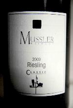 Mussler Riesling Classic Logo