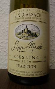 Riesling 2009 Tradition Logo