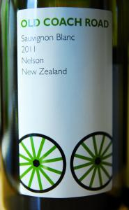 "Sauvignon Blanc ""Old Coach Road"" Logo"