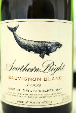 Southern Right Sauvignon Blanc - Walker Bay Logo