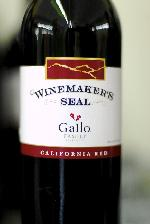 Winemakers Seal California Red Logo